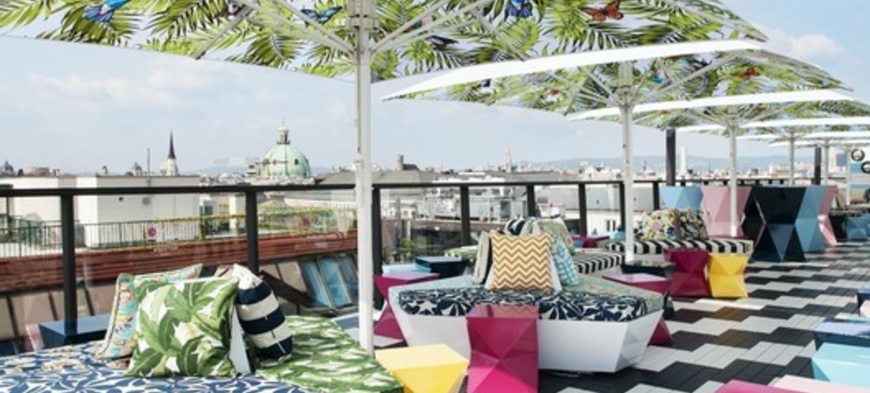 HOTEL TOPAZZ & LAMÉE - Salons und Rooftopterrasse 3