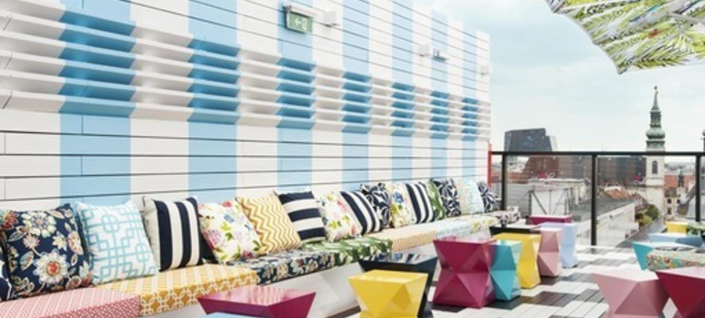 HOTEL TOPAZZ & LAMÉE - Salons und Rooftopterrasse 4