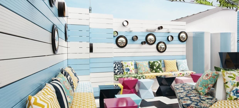 HOTEL TOPAZZ & LAMÉE - Salons und Rooftopterrasse 5