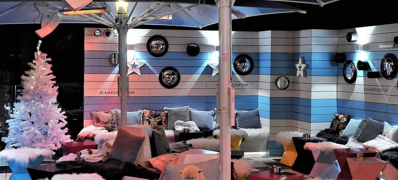 HOTEL TOPAZZ & LAMÉE - Salons und Rooftopterrasse 2
