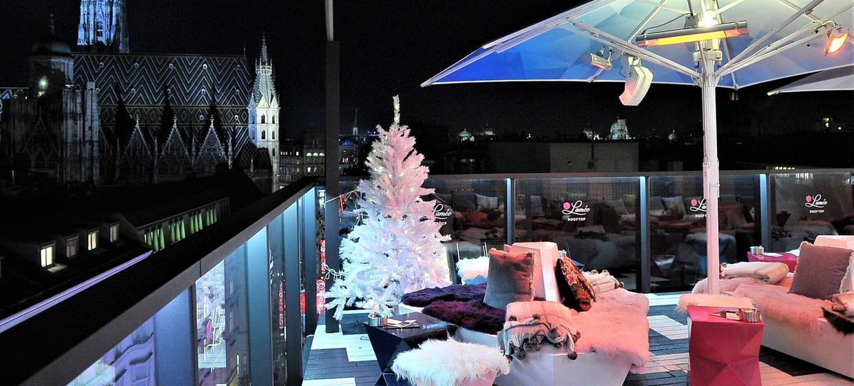 HOTEL TOPAZZ & LAMÉE - Salons und Rooftopterrasse 1