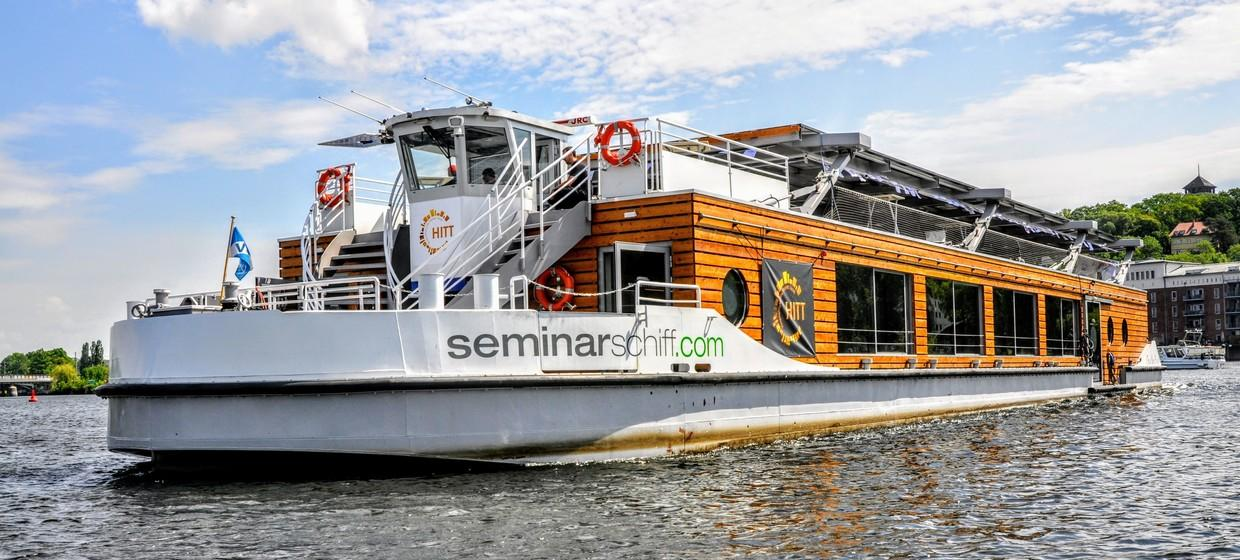 CO2 neutrales Seminarschiff 9