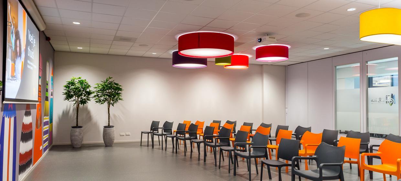 Hofclub Utrecht Hofzaal 2