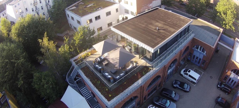 Penthouse Schanze 15