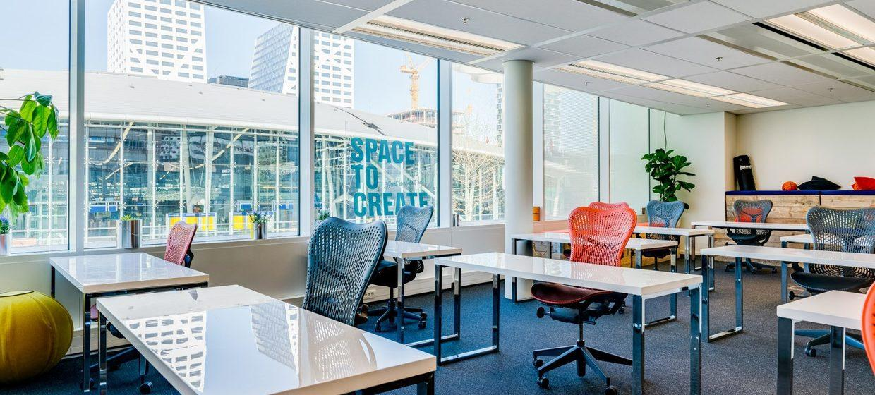 Space to Create 8