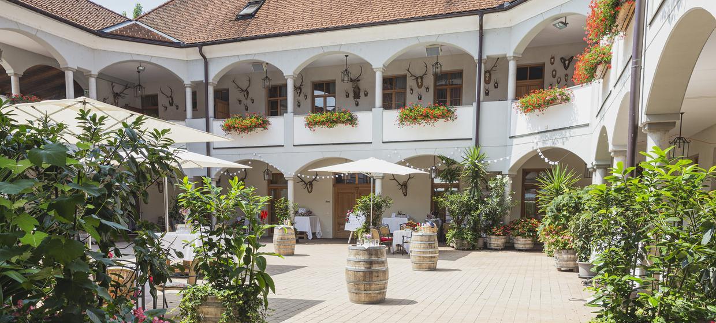 Weinschloss Familie Thaller 1