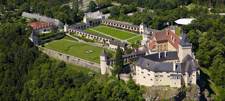 Renaissanceschloss Rosenburg 12