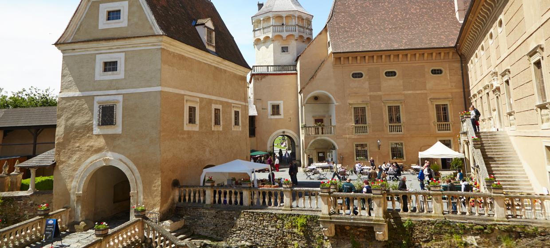 Renaissanceschloss Rosenburg 9