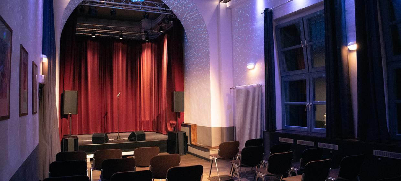 Kulturhaus Insel Berlin 2