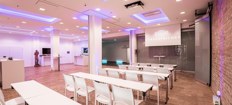 Meetingräume Ultimo mit Spreeterrasse 12