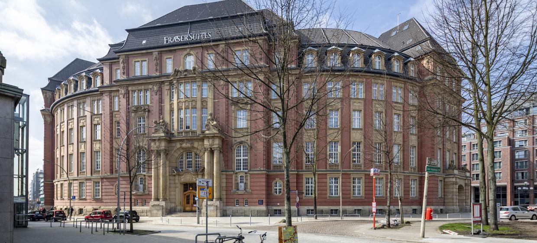 Fraser Suites Hamburg 24