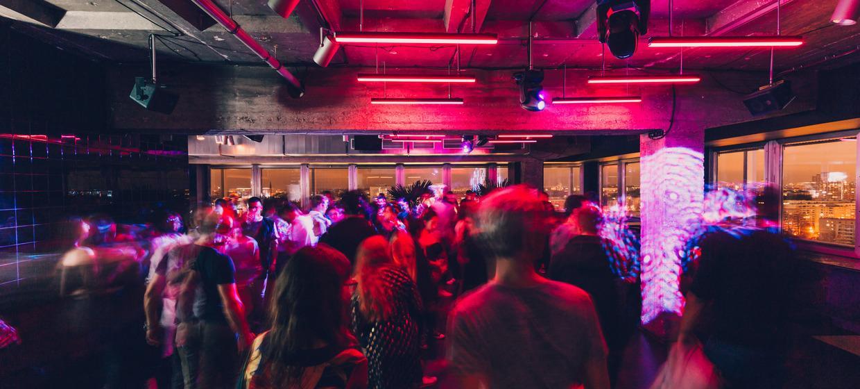 Weekend - Club & Eventlocation 13