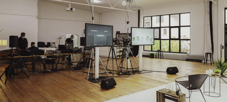 Studio G3 - Mietstudio & Eventlocation München 8